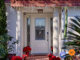 painting your front door the easy way the diy village guide to fiberglass entry doors todays entry doors
