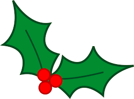White Flag With Green Leaves Holly Leaves Clipart Free Download Clip Art Free Clip Art On