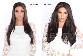 clip in hair extensions before and after remy clip in hair extensions before after pictures