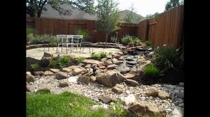Ideas For Landscaping by Awesome White Rock Garden Design Ideas Youtube