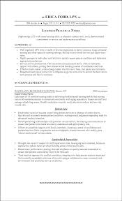 The Best Looking Resume by Nice Looking Lpn Sample Resume 7 Lpn Resume Sample New Graduate