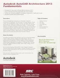 autodesk autocad architecture 2013 fundamentals elise moss