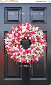 wreaths for sale tulip wreaths wreath