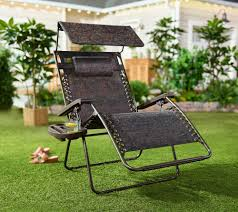 Bliss Hammock Chair Bliss Hammocks Xxl Gravity Free Recliner With Canopy And Tray