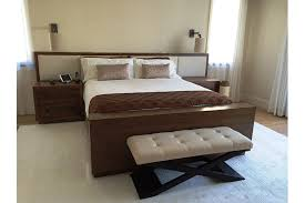 Headboards And Nightstands Portoflio Images 5 Platform Bed With Continuous Headboard And Upholstery Jpg