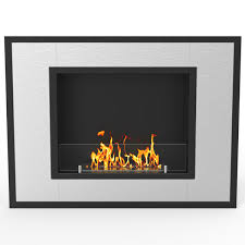 recessed ethanol fireplace by ethanol fireplaces