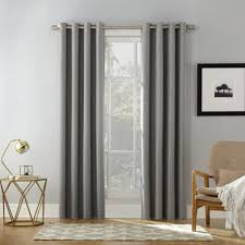 Gray Blackout Curtains Buy Blackout Curtains From Bed Bath Beyond