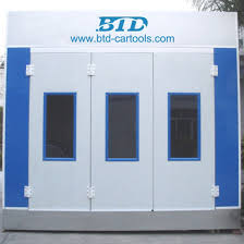 photo booth equipment china btd industrial spray booth car painting equipment painting