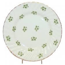 shamrock fine bone china english heirloom collection