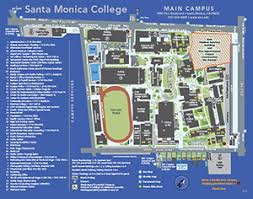 santa map smc maps and directions