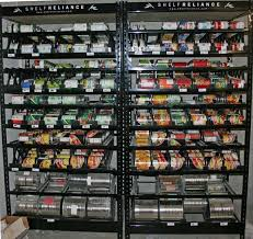Shelf Reliance Shelves by A Well Stocked Pantry U2013 Cranial Hiccups