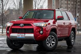 toyota 4runner 2017 black 2017 toyota 4runner our review cars com
