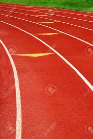 clean polyurethane artificial surface polyurethane 400m athletic track with clean