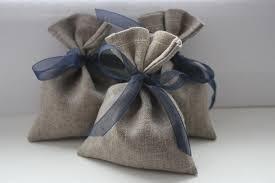 linen favor bags set of 50 wedding favor bags grey linen favor bags medium 4 x