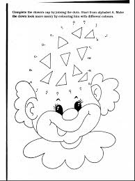 stunning clown coloring pages fun with clown coloring pages