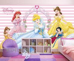 disney princess cinderella ariel belle wallpaper wall murals art