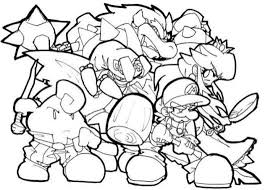 baby bowser super mario bros coloring pages bowser coloring