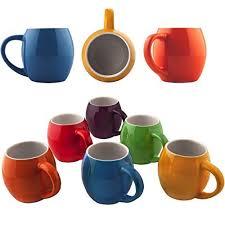 modern coffee cups modern coffee mugs amazon com