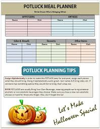100 potluck signup sheet template best photos of christmas