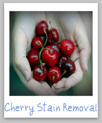 How To Clean Boat Upholstery How To Remove Cherry Stains Including Black Cherry U0026 Juice
