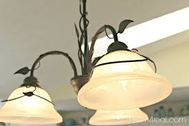 Easy Chandelier How To Clean A Chandelier Or Light Fixture Mom 4 Real