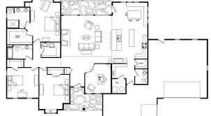 39 single level house plans for small homes small 2 bedroom house