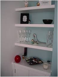 Bedroom Shelf Units by Alcove Wall Shelf Design For Storage In Living Space U2013 Modern