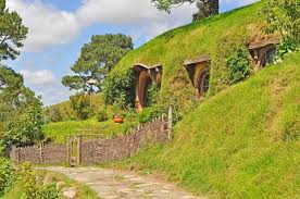 homes built into hillside hobbit house a home built into the side of a hill lan