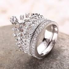 crown wedding rings crown engagement ring engage14 net