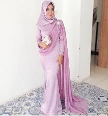 gaun muslim model busana muslim 2017 siap percantik penilan