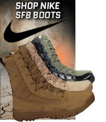 Jual Nike Sfb waterproof tactical boots tex boots