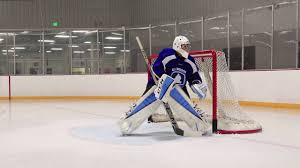 ccm goalie drill of the week post and out youtube