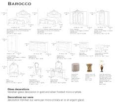 barocco ivory camelgroup italy classic bedrooms bedroom furniture