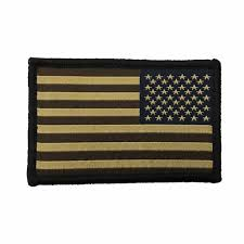 Uniform Flag Patch Usa Flag Patch U2013 Grunt Style