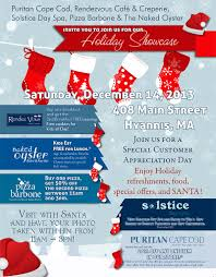 our annual holiday showcase with santa events upper nav