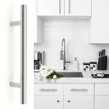 kitchen contemporary simple white kitchen cabinet nice chrome
