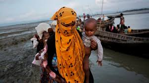 A Place News Bangladesh Coastal Town A Place Of Rohingya And Tragedy The