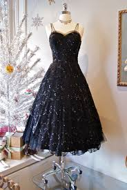 vintage 1950 u0027s couture harvey berin french lace black femme fatale