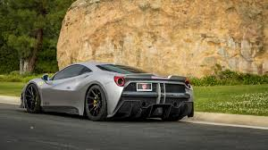 ferrari 488 custom ferrari u0027s 488 speciale will have nothing on misha design u0027s bodykit