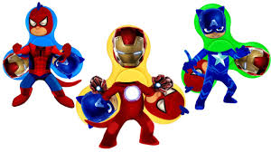 ironman halloween costume fidget spinner pj masks spider man iron man captain america wrong