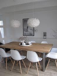Wohnzimmer M El Noce Eos Pendelleuchte Von Vita Auch überm Esstisch Zu Eames Chairs