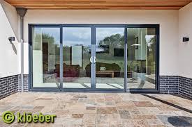 Aluminium Patio Doors Double Sliding Patio Doors