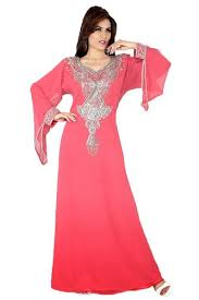 buy palas fashion womens islamic clothing embroidered kaftan dress