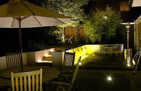 Garden Wall Lights Patio Terrace Garden Vivacious Garden Wall Light Idea Using Modern