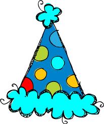 clipart birthday hat 15887