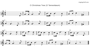 download mp3 free christmas song o christmas tree o tannenbaum music score christmas tree and