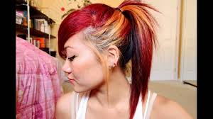 red hair color with blue undertones best hair color for fair skin