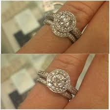 Engagement Ring Vs Wedding Ring by 16 Best Engagement Ring Mine Images On Pinterest Engagement
