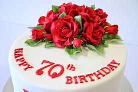 Leonie U0027s Cakes And Parties 70th Birthday Cake