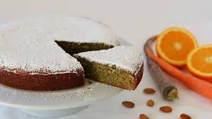 carrot orange almond cake dairy free buona pappa
